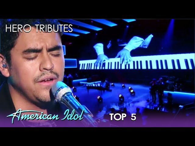 Alejandro Aranda: This CRAZY Piano Performance May Have Just Locked In The Win!   American Idol 2019