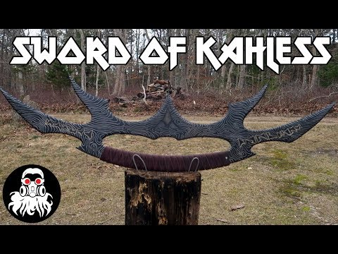 """""""Sword"""" Of Kahless Build"""