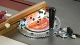 Incra Miter Gauge 1000se Presented By Woodcraft