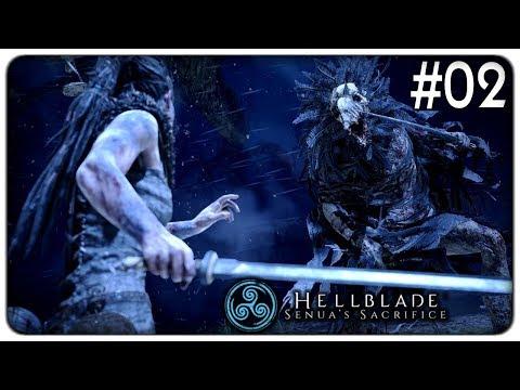 SCONTRO CON IL D1O DELL'ILLUSIONE   Hellblade Senua's Sacrifice - ep. 02 [ITA]