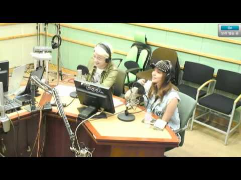 [130729] Ailee (에일리) - Kim Bum Soo's Music Square (w/ Outsider)