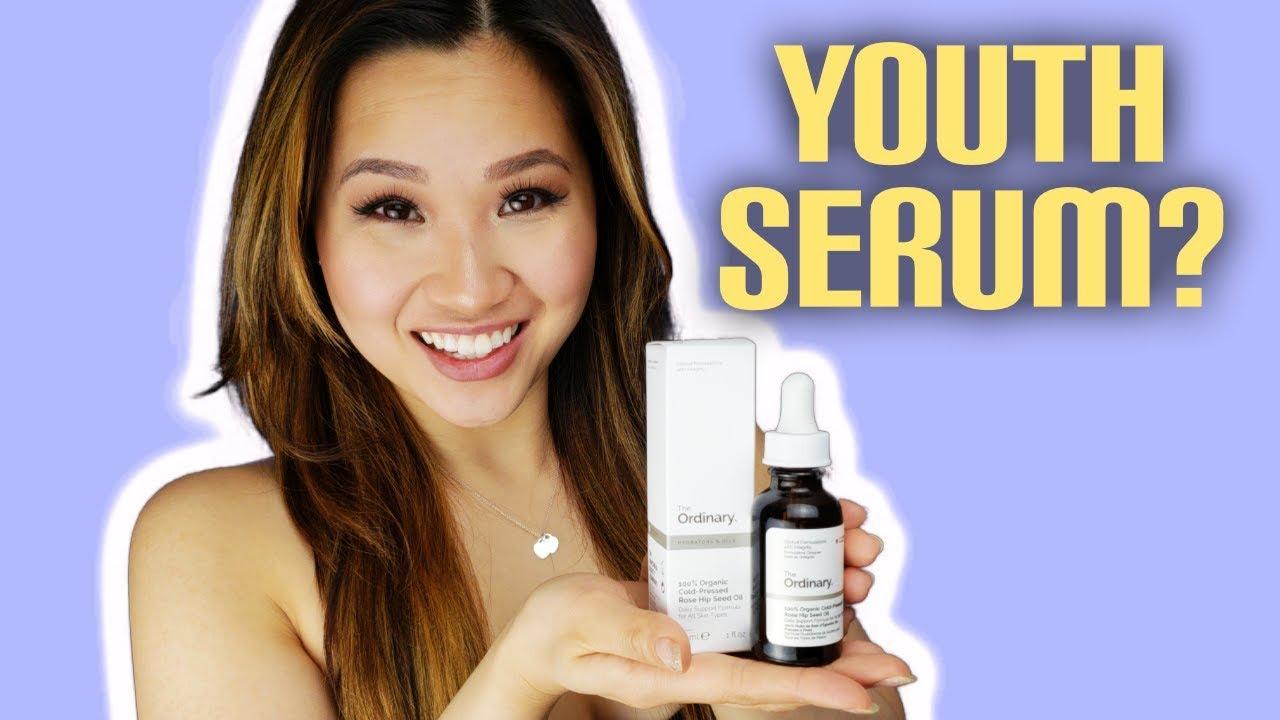 Rosehip Oil | Anti Aging Face Oil?