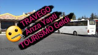 TRAVEGO ARIZA YAPTI TOURISMO GELDİ | VİDEOLARA YAPILAN SAÇMA YORUMLAR