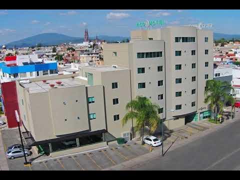 Eco Hotel Zamora Mexico Youtube