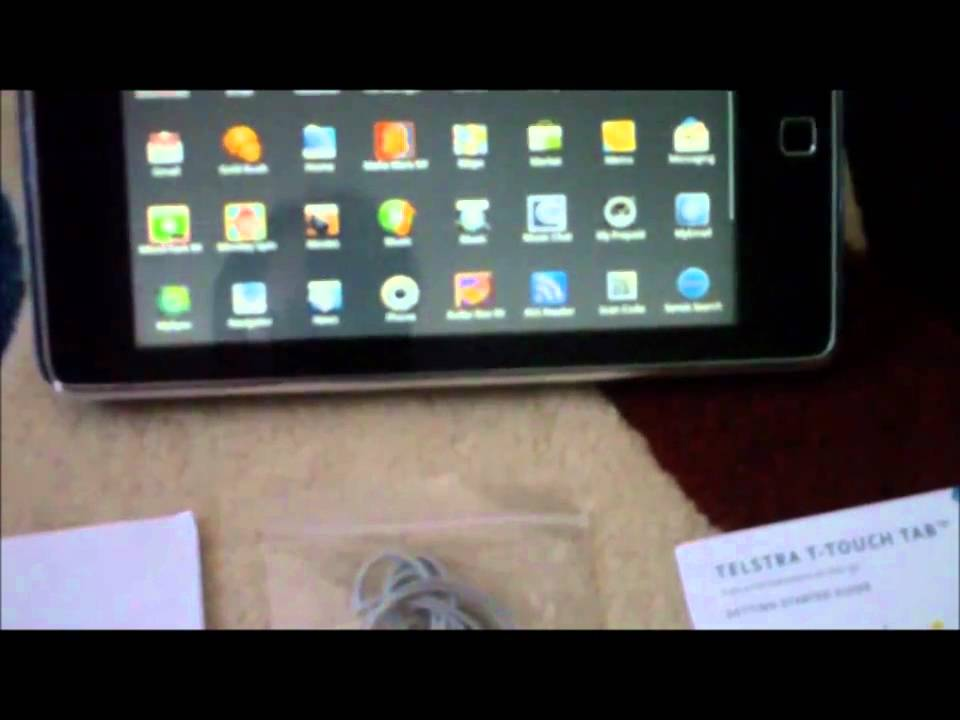 TELSTRA T-TOUCH TAB DRIVER DOWNLOAD