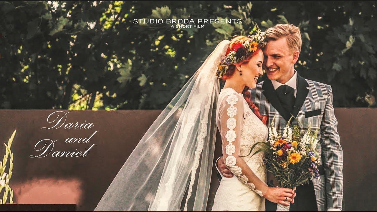 Rustykalny ślub Na Mazurach Wzruszające Pamiętniki Daria