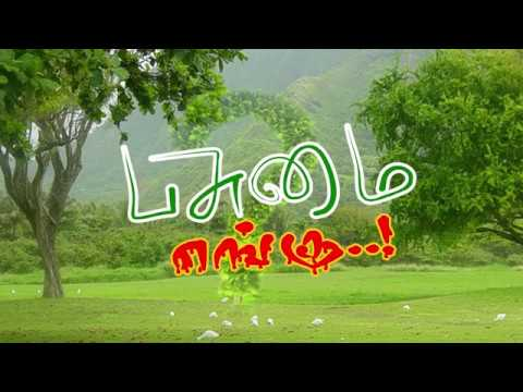 Pasumai Engu (பசுமை எங்கு) || Official Trailer 2 - Tamil Short Film - 2019