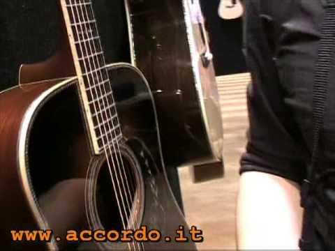 Winter Namm 2009 - Martin Guitars