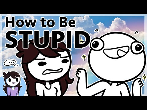 Thumbnail: How to be Stupid