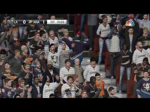 NHL 17 Goal Horns | Anaheim Ducks