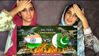 Indian Military Vs Pakistani Military Comparison | Pakistani Reaction |Magisco Nayab Seher