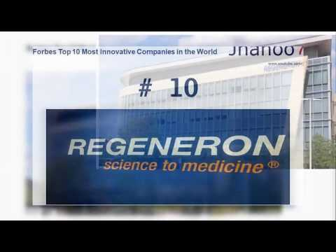 Top 10 Most Innovative Companies in the World