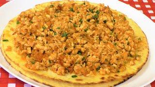 Сытное и очень вкусное блюдо к завтраку из сыра по адыгейски Жареный Адыгейский сыр КОЯЖ