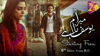 Tu Mera nahi    Mera Naam Yousuf Hai    OST Full Lyrics