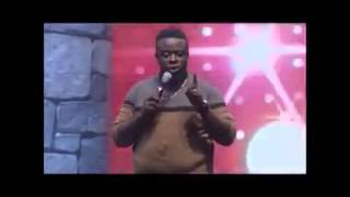 Comedian Elenu Perform live at A.Y Show