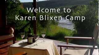 Karen Blixen Camp, Masai Mara