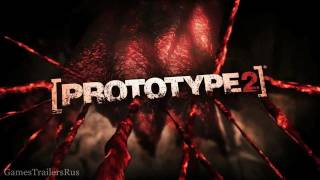 Прототип 2. Русский трейлер '2012' Prototype 2. HD