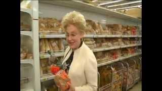 видео Самый полезный хлеб