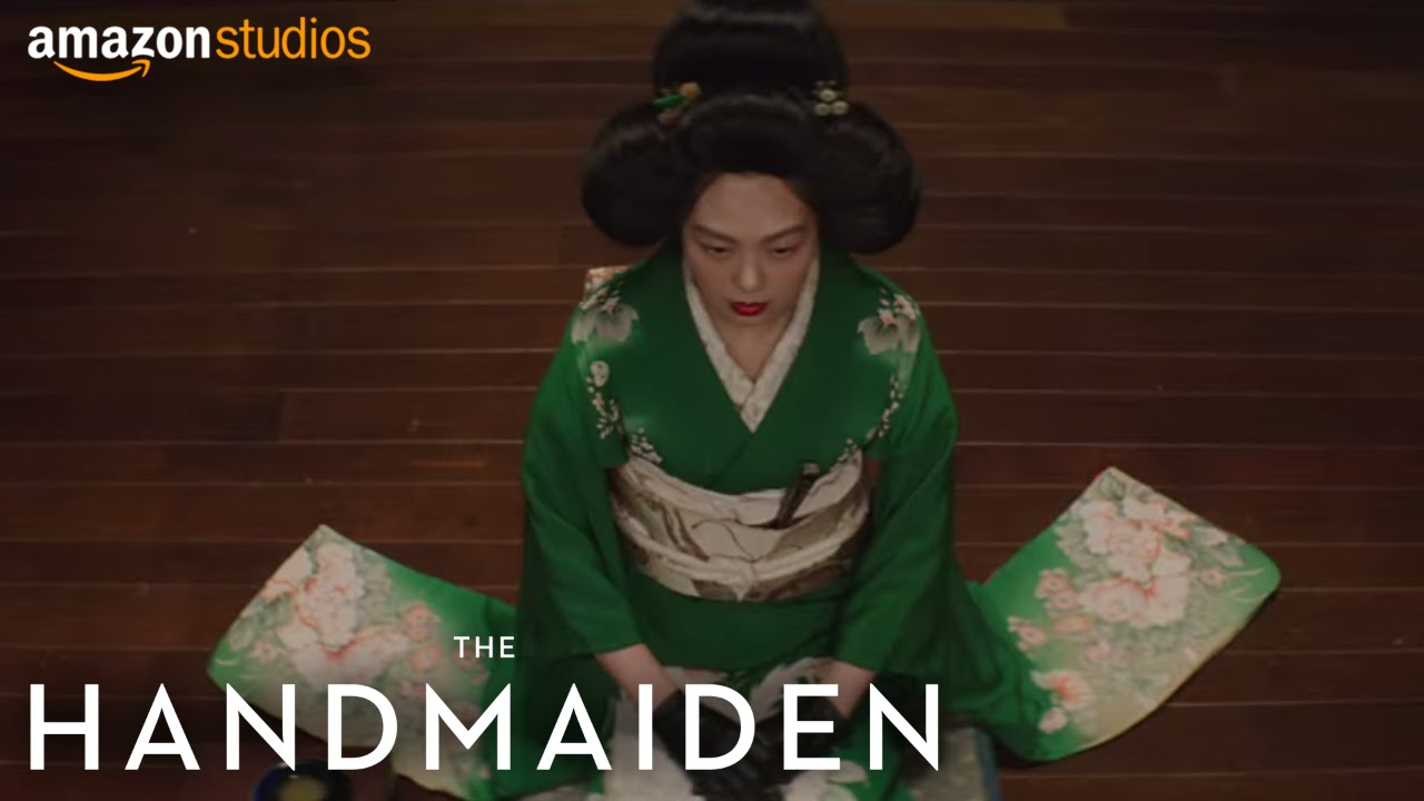 The Handmaiden Official Us Trailer Amazon Studios Youtube