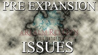 My Issues With Final Fantasy XIV: A Realm Reborn