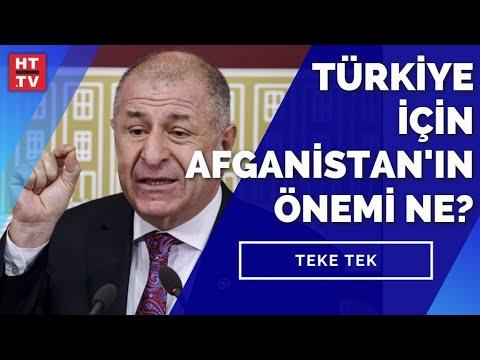 Türkiye için Afganistan'ın önemi ne? Prof. Dr. Ümit Özdağ yanıtladı