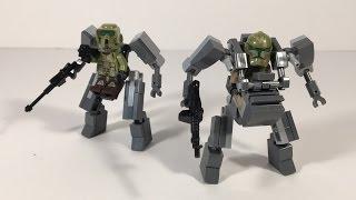 Lego Mech Suit - Spartan & Nomad