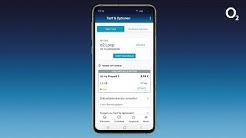 Mein o2 App - Prepaid Vertrag verwalten