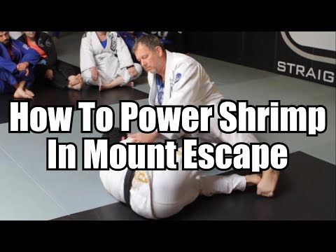 how-to-use-the-power-shrimp-in-mount-escape