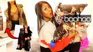 IM BEEFIN WITH BOOHOO😡😩 // $400+ CLOTHING TRY ON HAUL