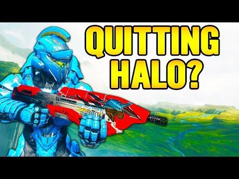 Am I Quitting Halo?