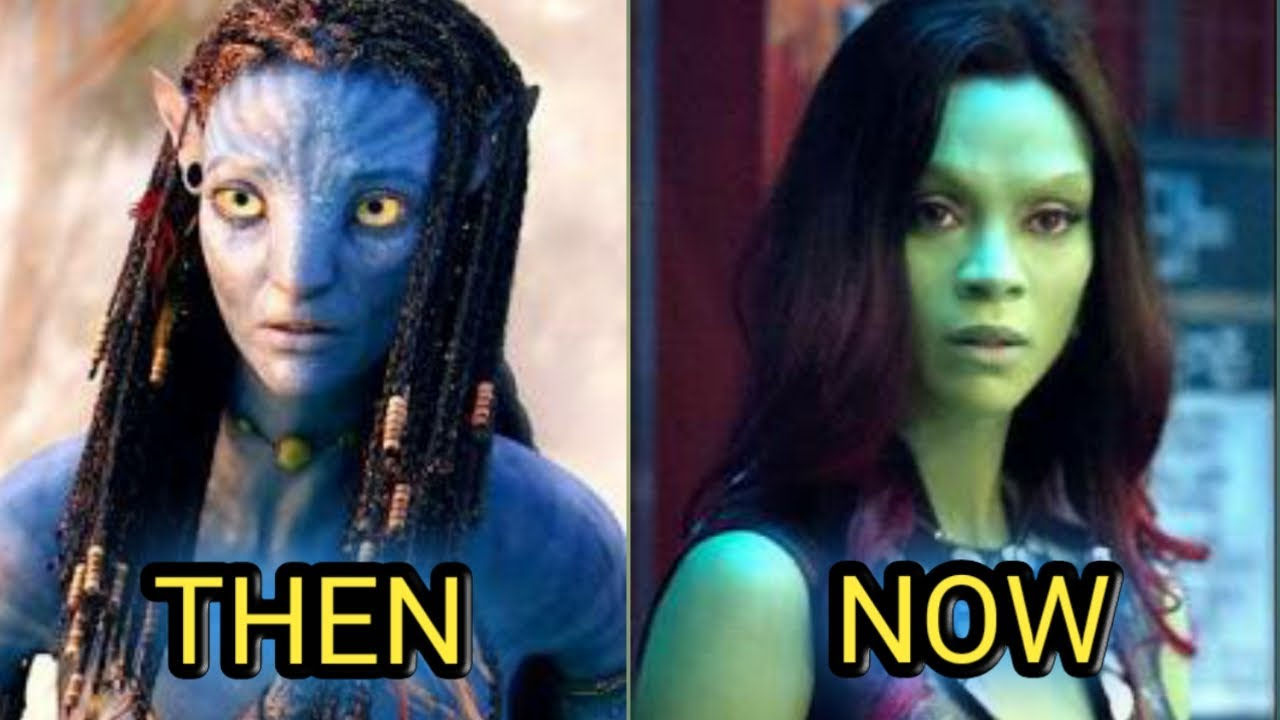 Avatar 2009 Cast Then And Now 2020 Youtube