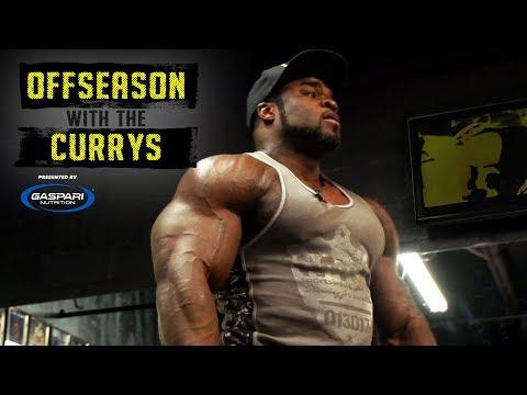 Inside Brandon Curry's