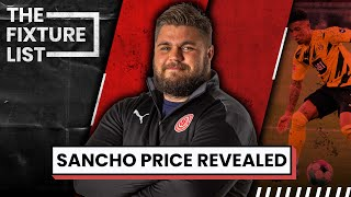 Sancho Price SLASHED! | The Fixture List From Wembley Stadium