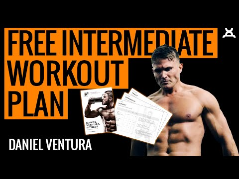 FREE INTERMEDIATE TRAINING PLAN | Daniel Ventura Strength Training