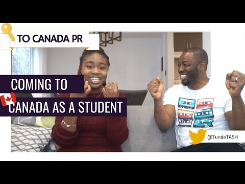 International Student To Permanent Resident With Only $2000 And NO TUITION - Tunde Omotoye's Story