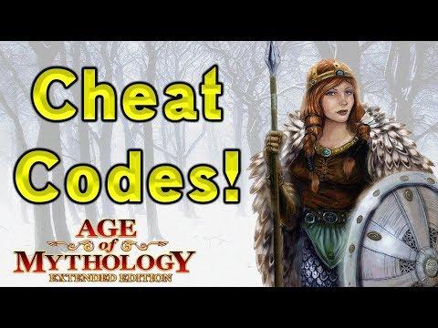 Age Of Mythology Cheat Codes (2019)