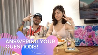 Answering Your Questions! || Billy and Coleen