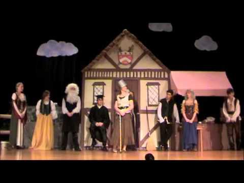 Caseville Drama Production 2014