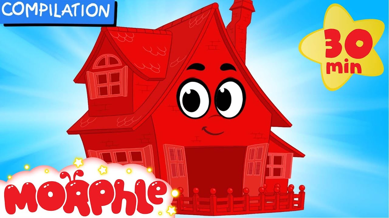 Download My Magic House - My Magic Pet Morphle videos for kids