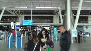 Departing Sofia Airport and Vitosha Lounge thumbnail