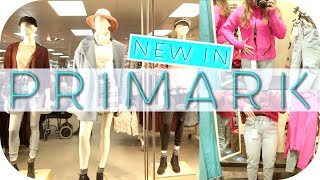Primark Shop With Me / Haul On Tour - January
