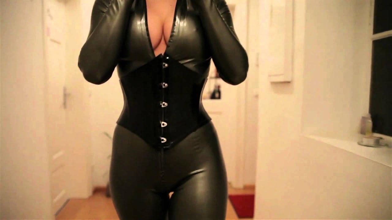Hot Latex Video