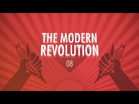 The Modern Revolution: Crash Course Big History #8