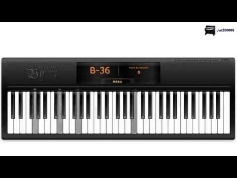 Titanic - Hymn to the Sea - Virtual Piano