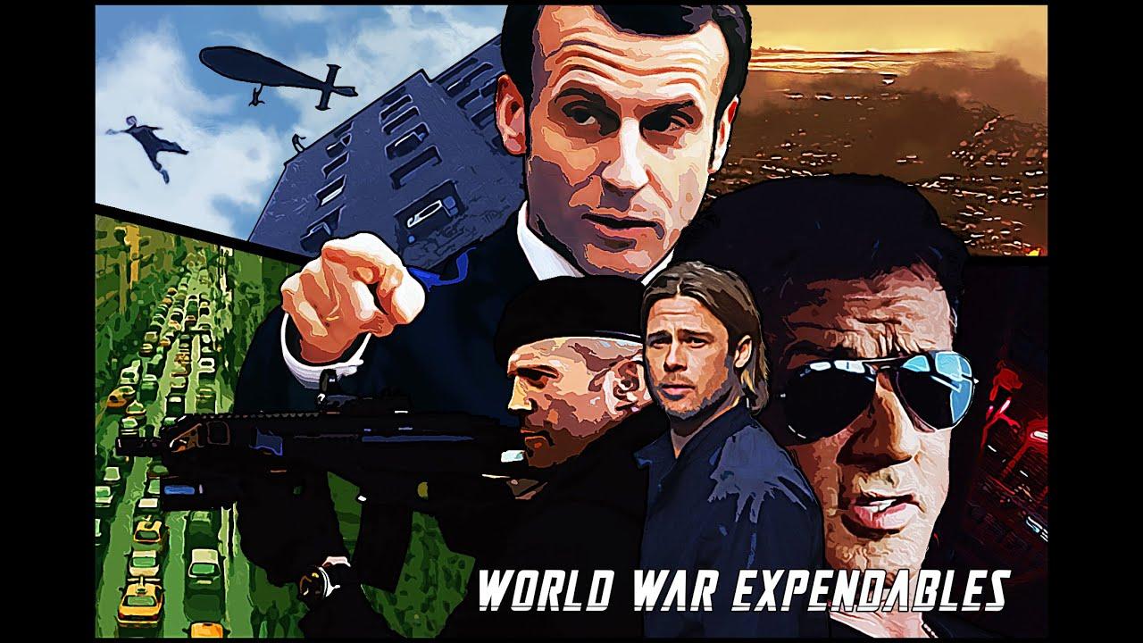 Download World War Expendables 1 - Pandémie