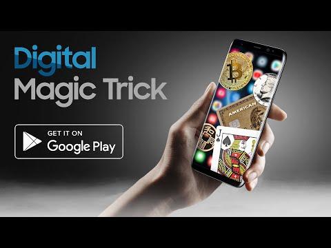 Digital Magic Trick - Android Tutorial