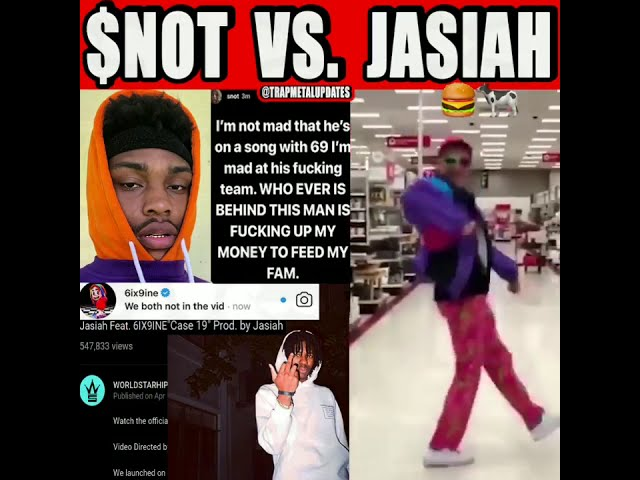 $not vs. Jasiah #Shorts