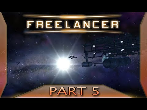 Freelancer - Part 5: Picture me flying in my BDR-377 (with commentary) PC