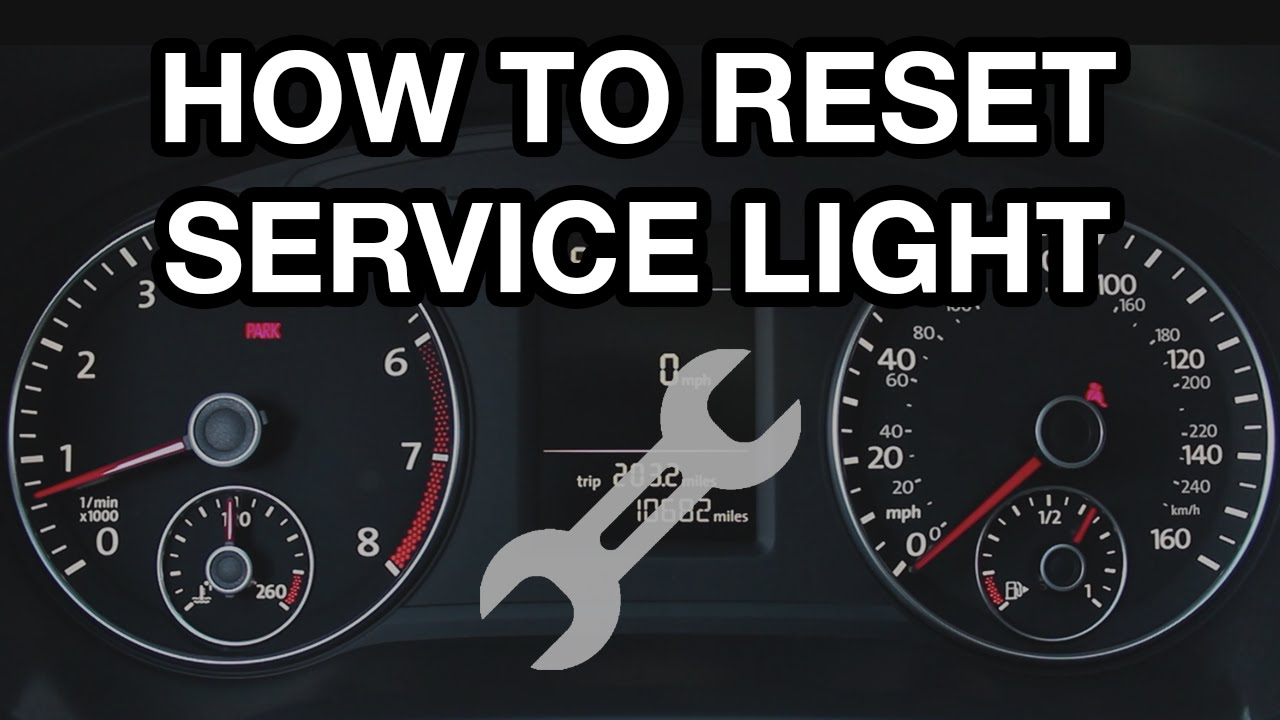 How to reset vw passat service light 2012 2016 youtube buycottarizona Choice Image