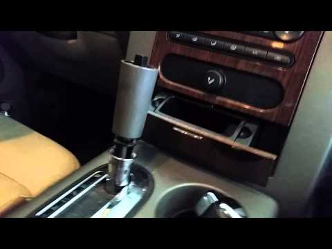 2004 Ford F150 Lariat >> 2004-2008 Ford F150 shifter knob replacement - YouTube